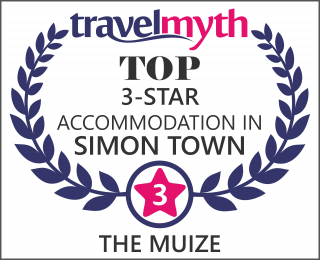 Muizenberg 3 star hotels