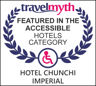accessible hotels Chunchi