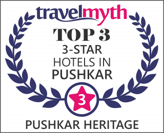 Pushkar 3 star hotels