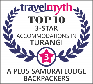 Turangi 3 star hotels