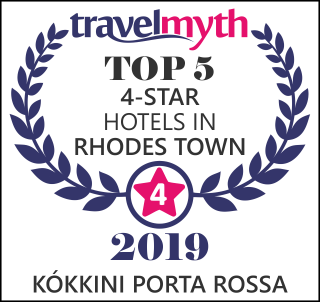 4 star hotels in Rhodes Town