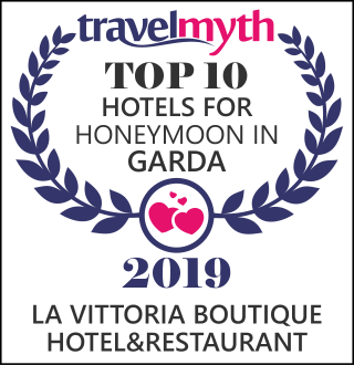 hotels for honeymoon in Garda
