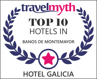 hotels in Banos de Montemayor