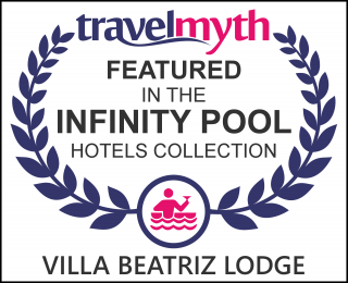 hotels with infinity pool in Vilcabamba