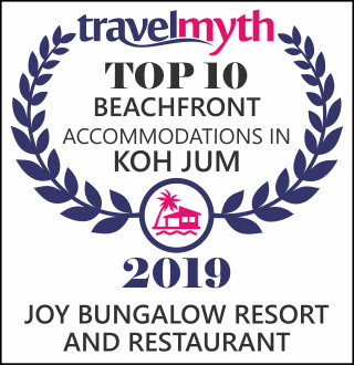 hotels on the beach in Koh Jum