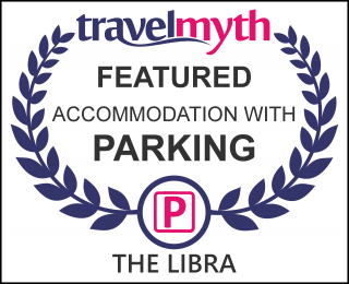 hotel with parking in Blackpool