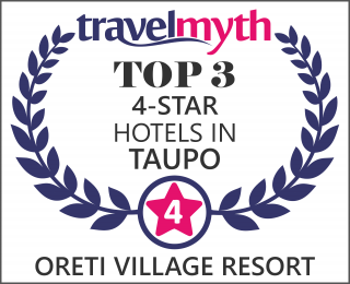 Taupo 4 star hotels