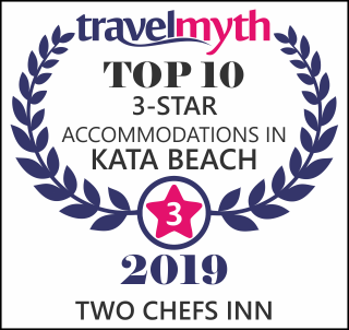 Kata Beach 3 star hotels