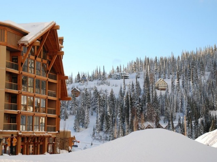 Schweitzer Mountain Resort White Pine Lodge