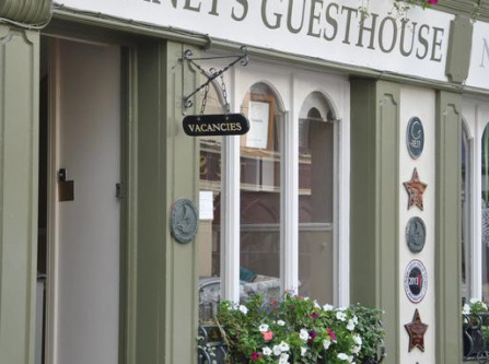 Tierneys Guesthouse on Main Street