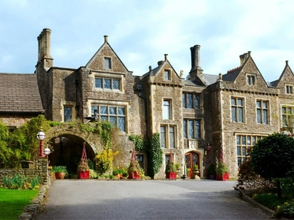 Miskin Manor Hotel And Health Club