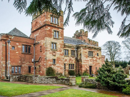 Dalston Hall Country House