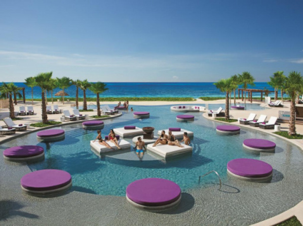 Breathless Riviera Cancun Resort & Spa - All Inclusive Adults Only