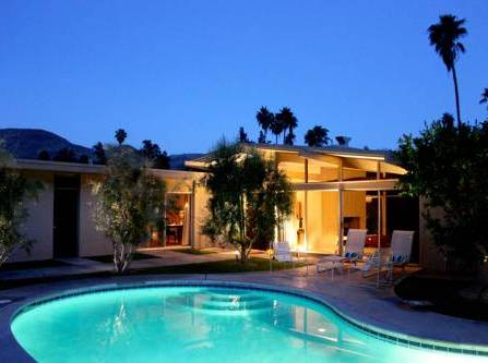 1964 Architecturally Significant Fairway Pool/Spa Luxury Retreat