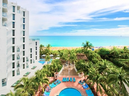 Courtyard by Marriott Cadillac Miami Beach/Oceanfront