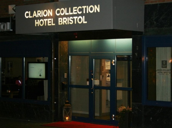 Clarion Collection Hotel Bristol