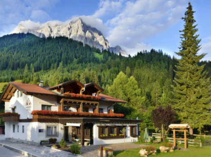 Das Halali - dein kleines Hotel an der Zugspitze