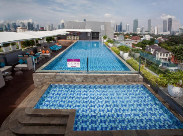Hotels With Rooftop Pool And Spa In Jakarta