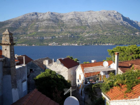 Apartments by the sea Korcula - 9134