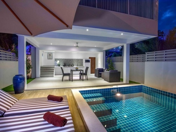 Samui Blue Orchid - Adult Only