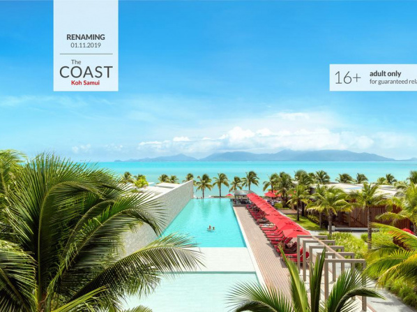 The COAST Adults Only Resort and Spa - Koh Samui formerly Sensimar
