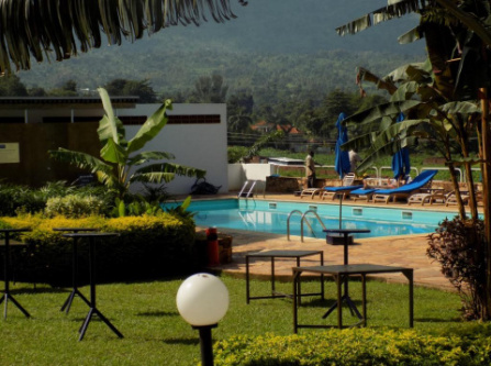Mount Elgon Hotel & Spa