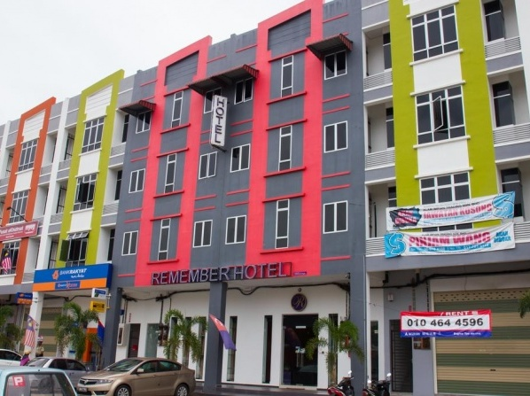 Hotels In Pagoh