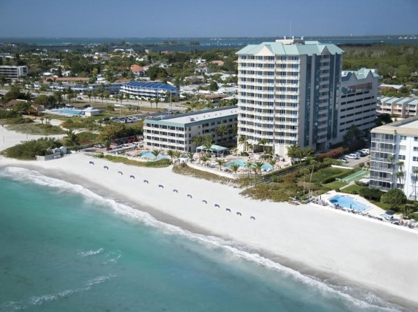 Lido Beach Resort - Sarasota