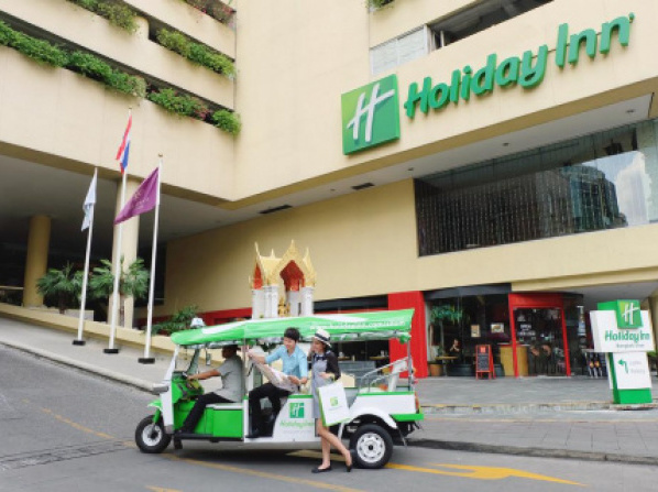Holiday Inn Bangkok Silom