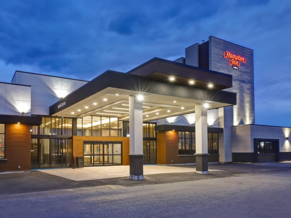 Hampton Inn St. Catharines Niagara