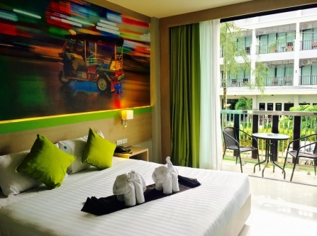 Rooms Republic Hotel Ao Nang Beach