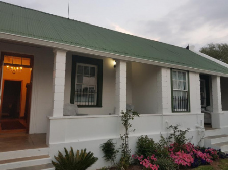 Uniondale Manor Guesthouse