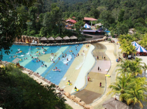 Everia Villas Resort @ Bukit Gambang Resort City