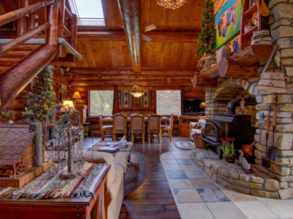 The Lodge At Red Pine Ridge Home