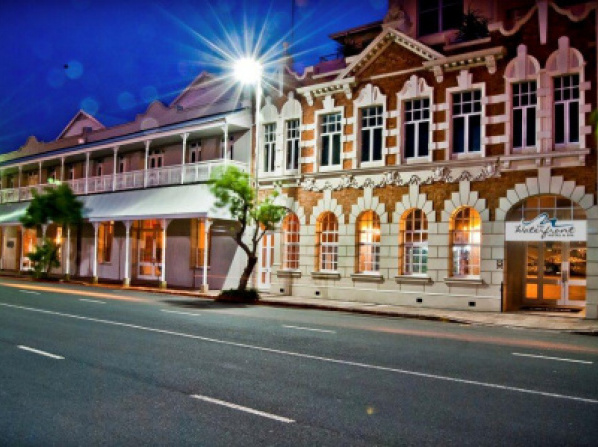 The Waterfront Hotel & Spa by Misty Blue Hotels