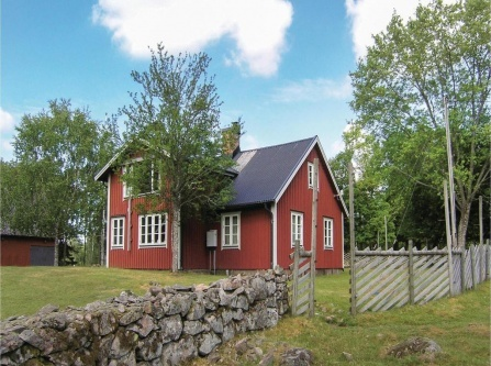 Four-Bedroom Holiday Home in Lidhult