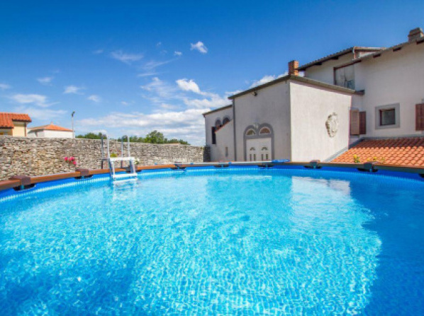Apartments with a swimming pool Krsan (Central Istria - Sredisnja Istra) - 13521