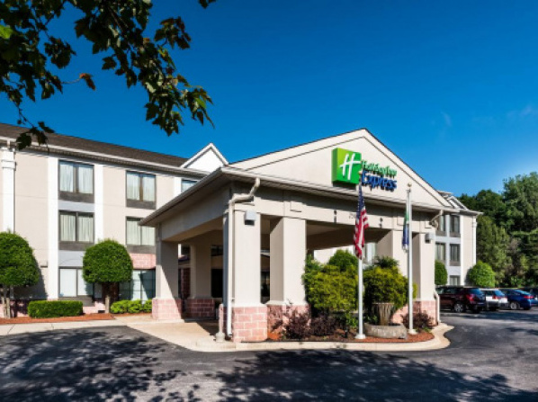 Holiday Inn Express Hotel & Suites Charlotte Airport-Belmont