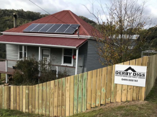 Derby Digs Cottage