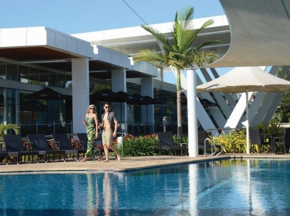 Mindil Beach Casino and Resort – formerly Skycity Darwin