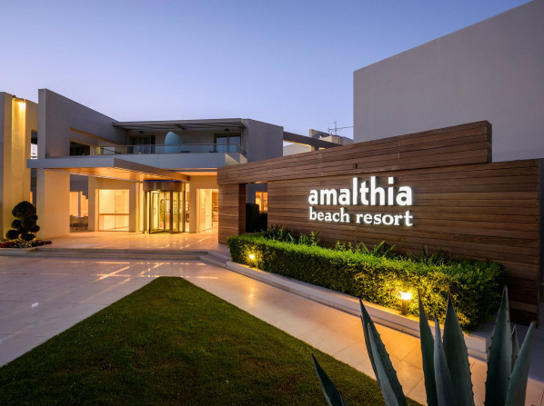 Atlantica Amalthia Beach Hotel - Adults Only