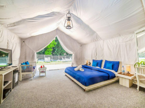 Tent with free breakfast in Sonamarg, by GuestHouser 16111