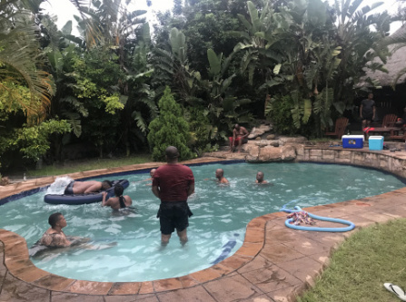 Sodwana Road Holiday Lodge
