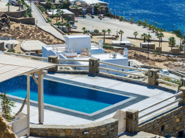 Eden View Mykonos Suites and Residences