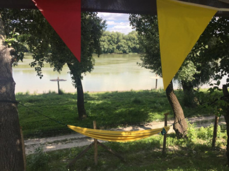 Camping and Bungalow Pap-sziget Szentendre/Budapest