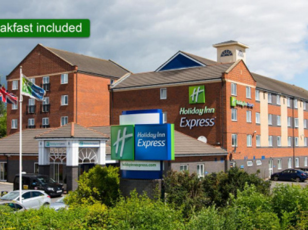 Holiday Inn Express Newcastle Metro Centre