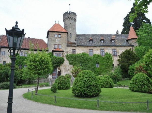 Schloss Hohenstein - Gast im Schloss
