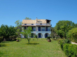 Villa Spyridoula on the Beach