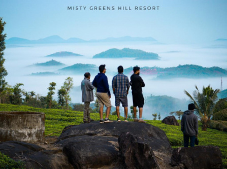 MISTY GREENS WAYANAD HILL RESORT