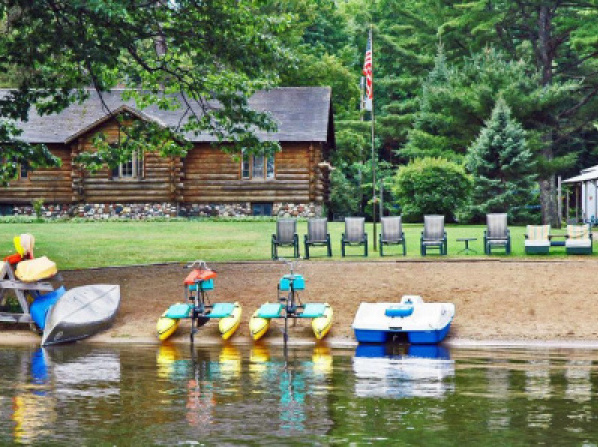 Coadys' Point of View Lake Resort & Campgrounds
